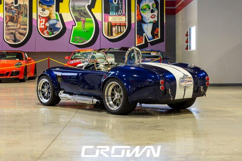 1965 Backdraft Cobra 6