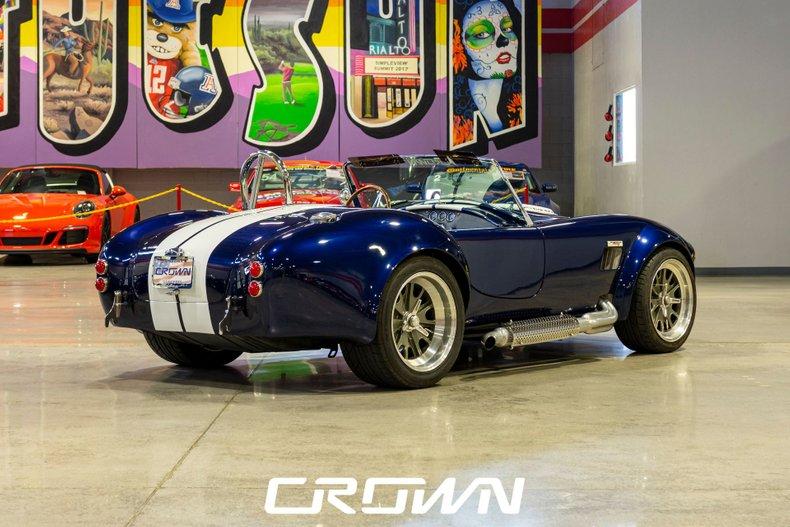 1965 Backdraft Cobra 3