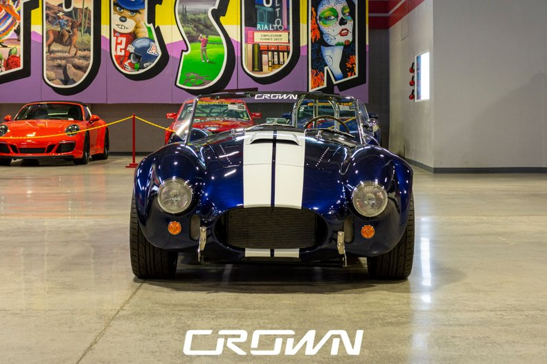 1965 Backdraft Cobra 7