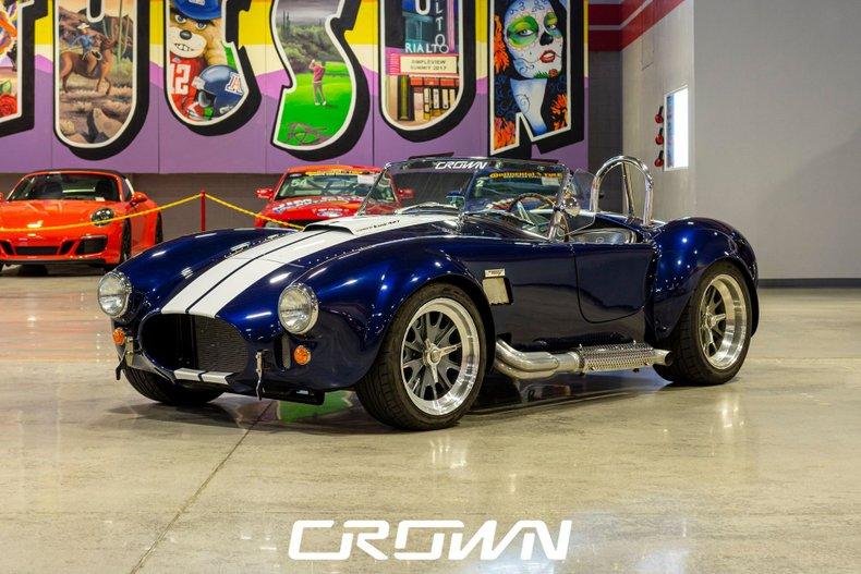 1965 Backdraft Cobra 4