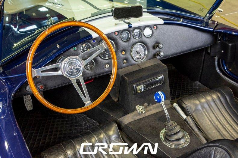 1965 Backdraft Cobra 13