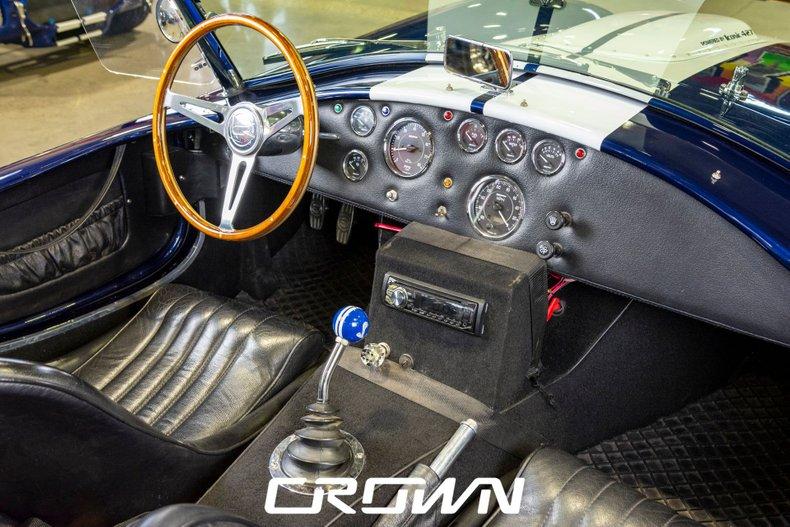 1965 Backdraft Cobra 14