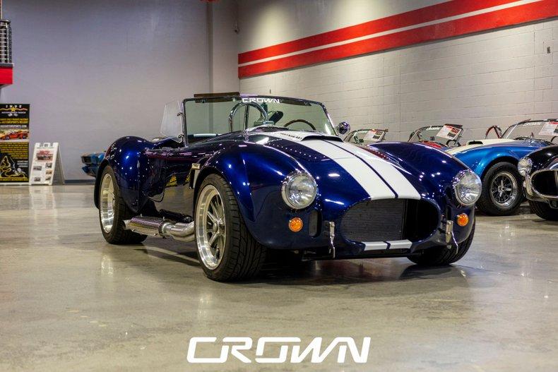 1965 Backdraft Cobra 22