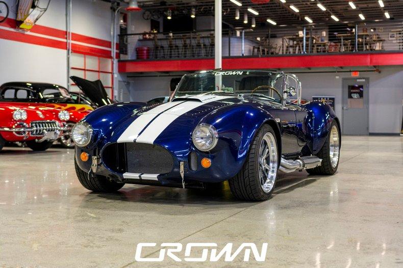 1965 Backdraft Cobra 24
