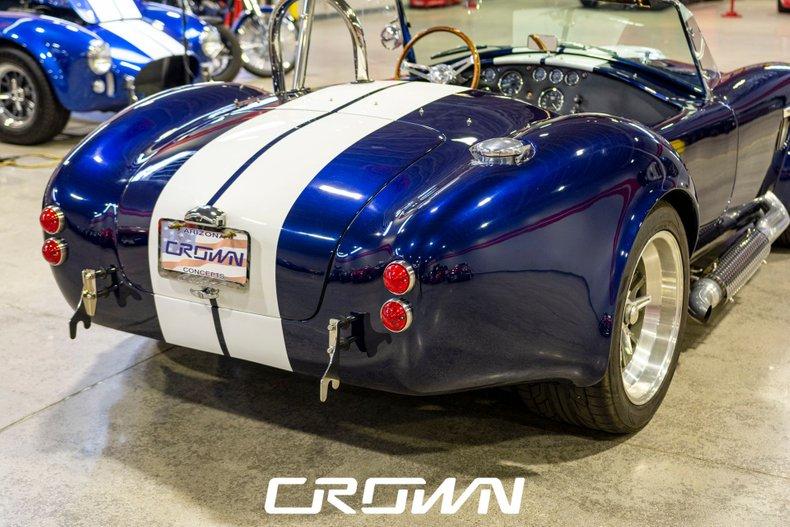 1965 Backdraft Cobra 27