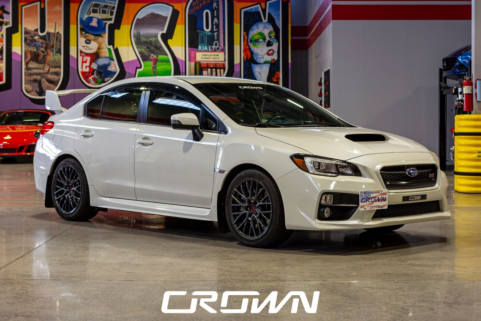 For Sale 2015 Subaru STI