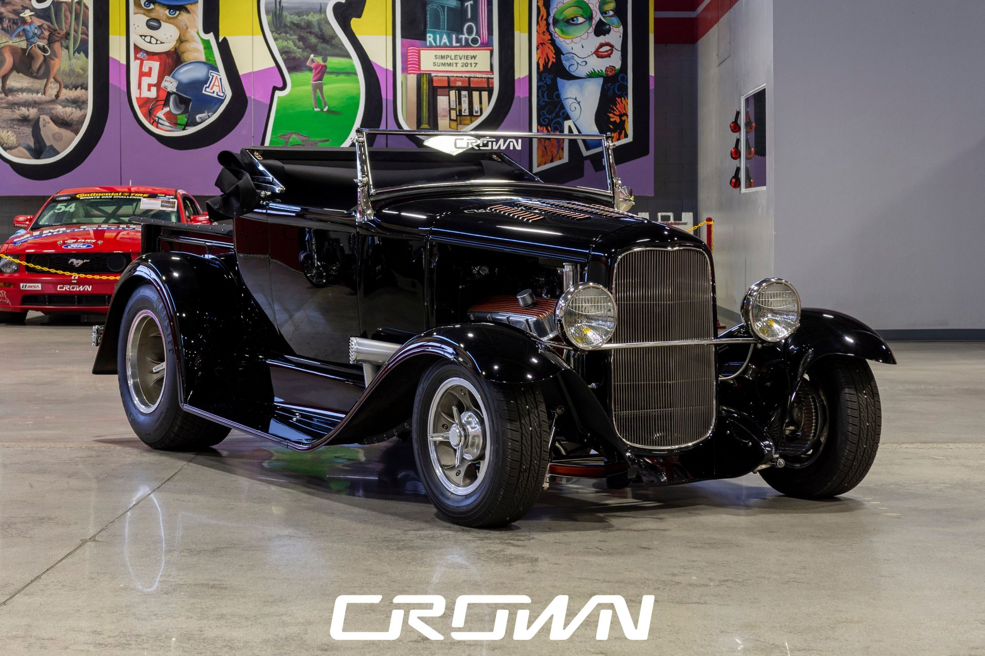 1931 Ford Model A Crown Concepts