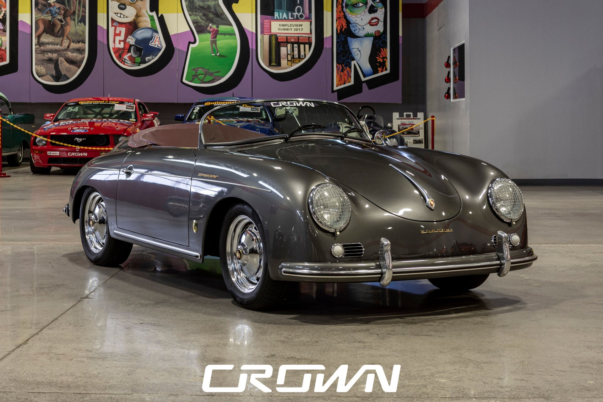 For Sale 1957 Porsche Speedster Replica