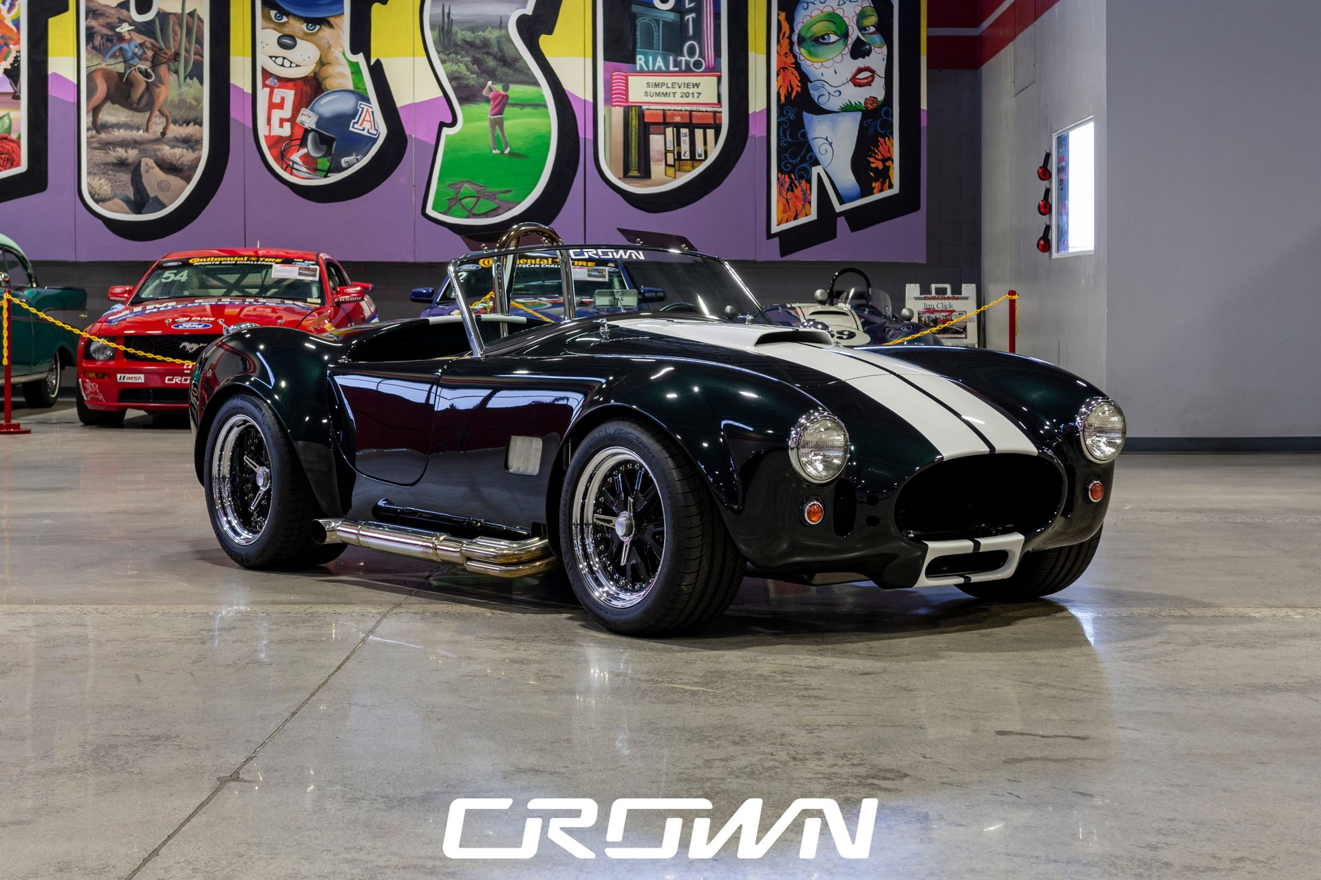1965 cutting edge cobra replica