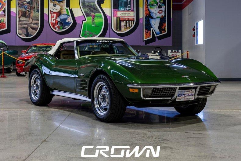 1970 Chevrolet Corvette 4