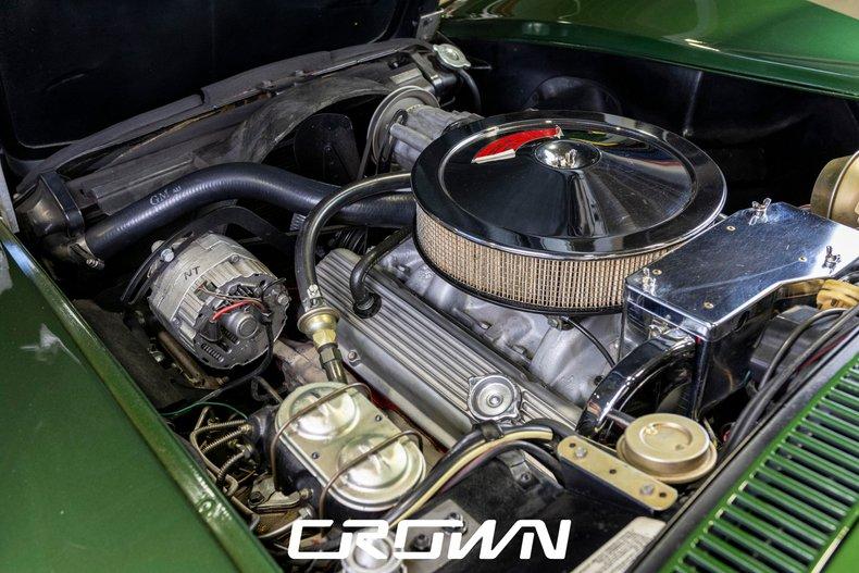 1970 Chevrolet Corvette 10