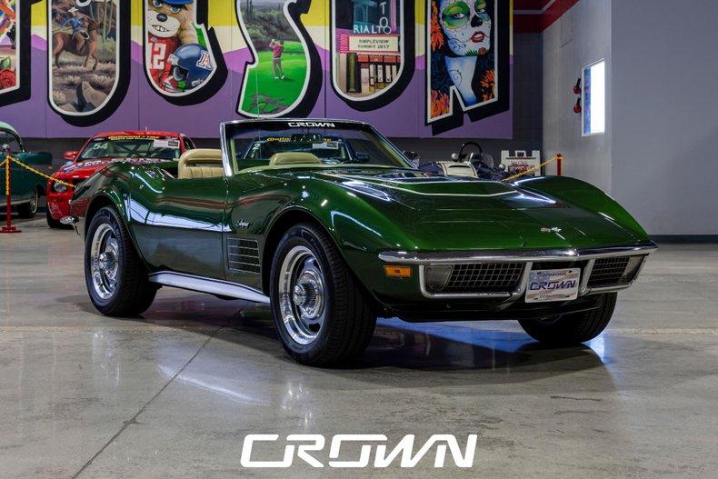 1970 Chevrolet Corvette 1