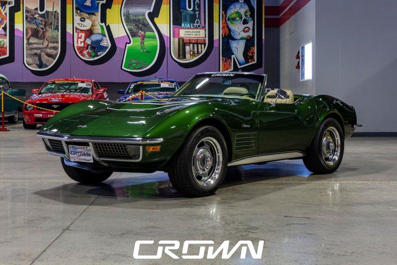 1970 Chevrolet Corvette 3
