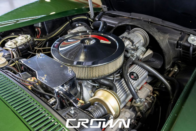 1970 Chevrolet Corvette 11