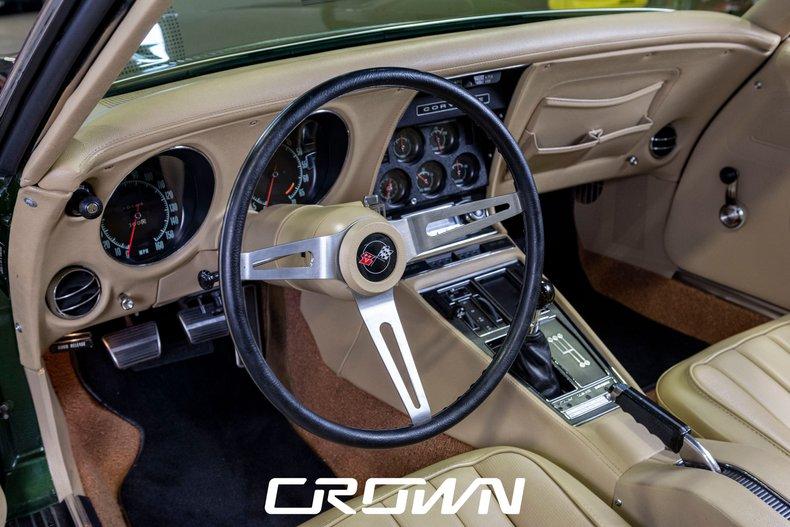 1970 Chevrolet Corvette 38