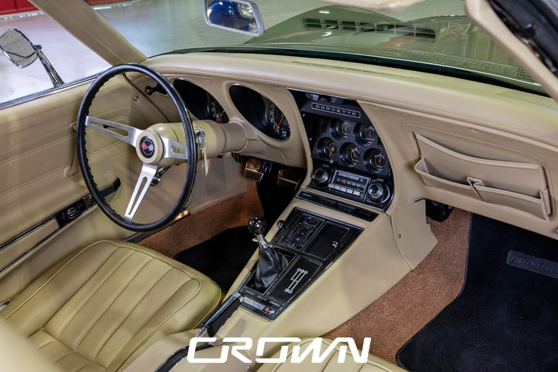 1970 Chevrolet Corvette 16