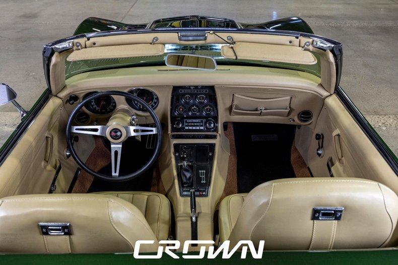 1970 Chevrolet Corvette 17