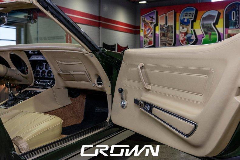 1970 Chevrolet Corvette 15