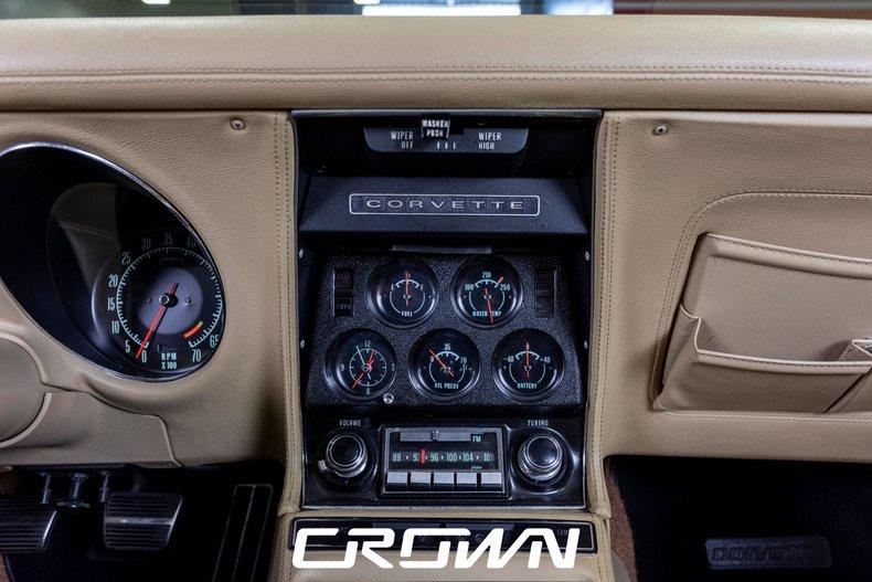 1970 Chevrolet Corvette 18