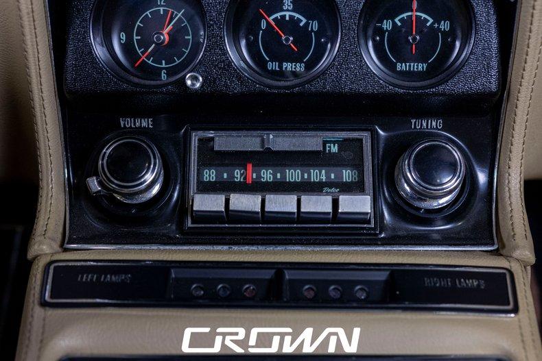 1970 Chevrolet Corvette 41