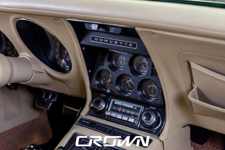 1970 Chevrolet Corvette 20