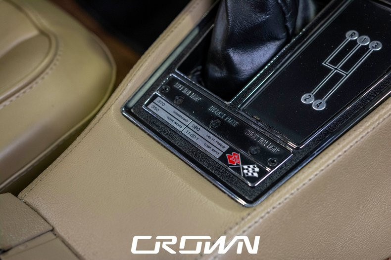 1970 Chevrolet Corvette 43