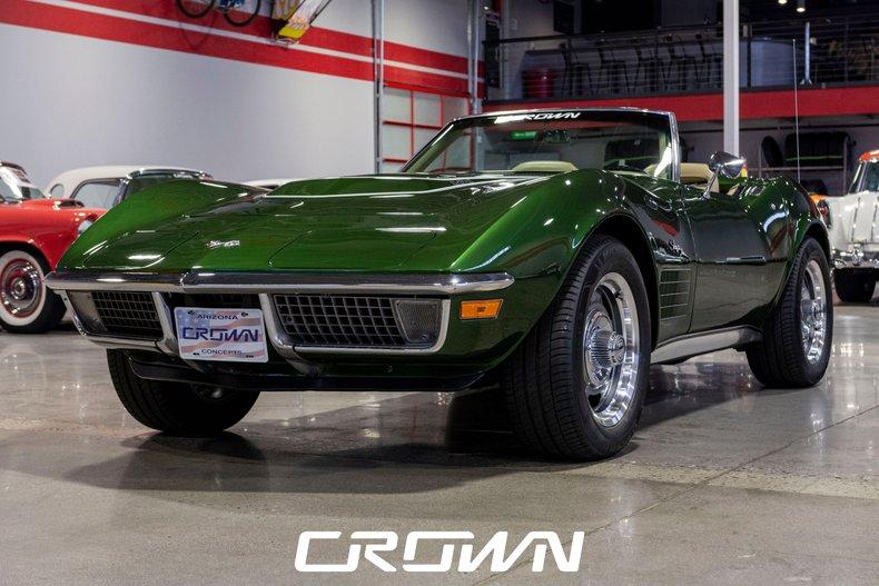 1970 Chevrolet Corvette 46