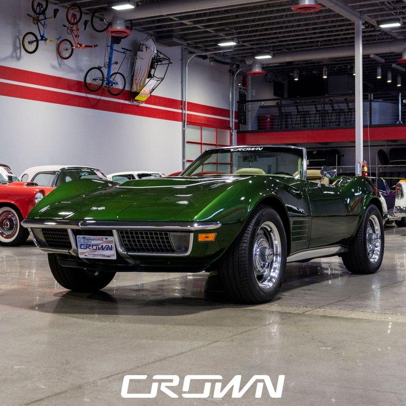 1970 Chevrolet Corvette 47