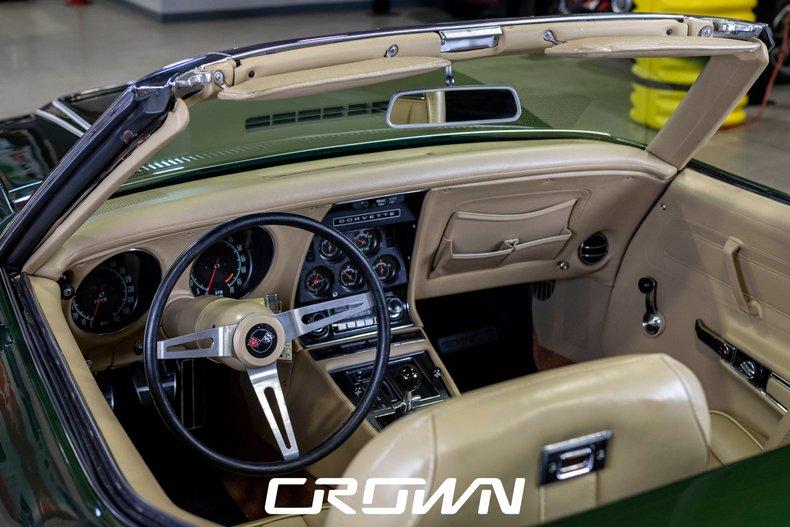 1970 Chevrolet Corvette 42