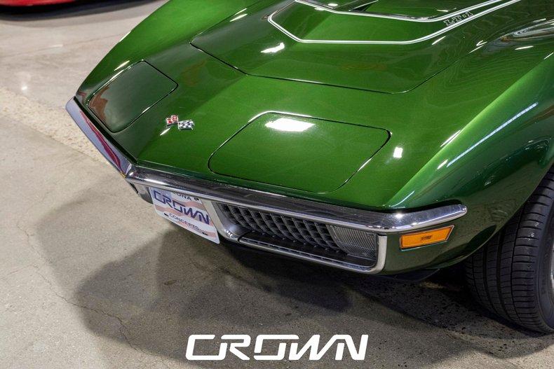 1970 Chevrolet Corvette 48