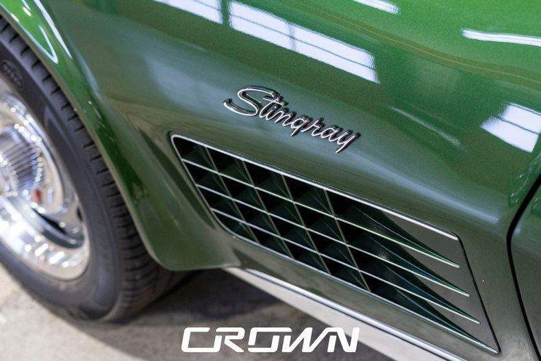 1970 Chevrolet Corvette 51