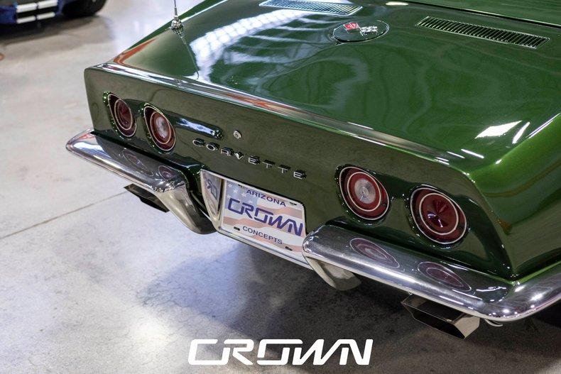 1970 Chevrolet Corvette 53