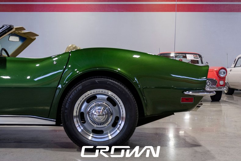 1970 Chevrolet Corvette 55