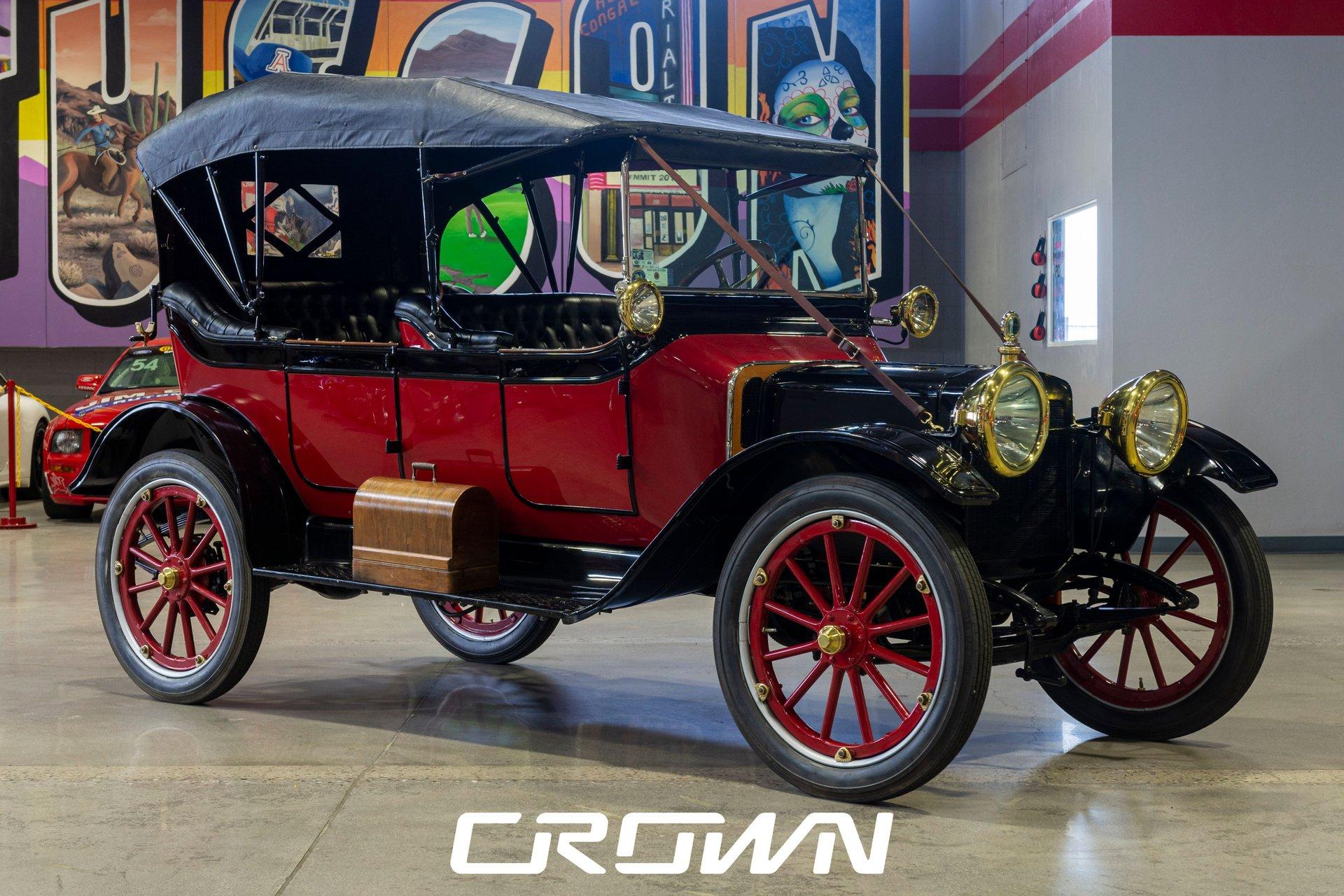 1913 rch sedan convertible
