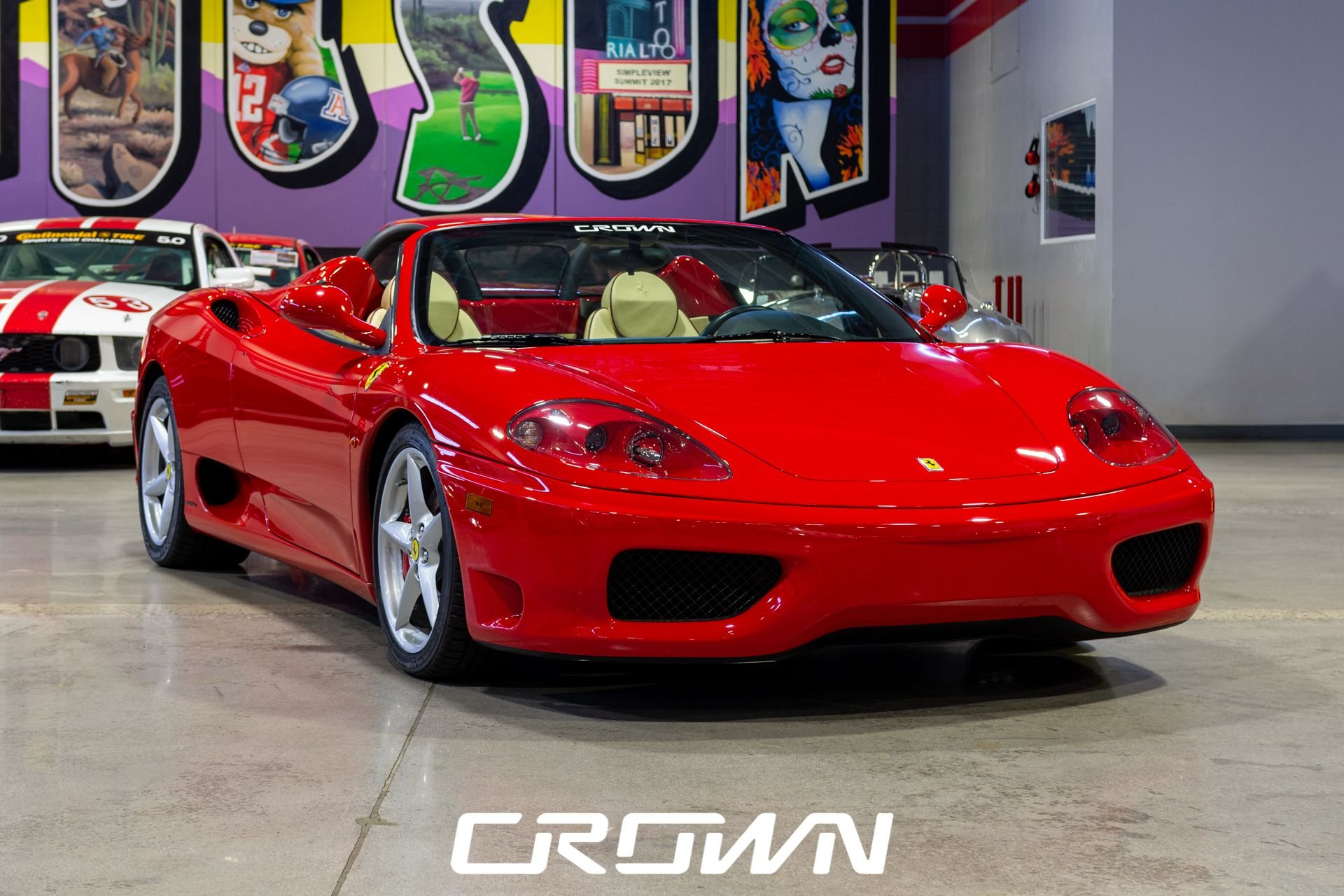 For Sale 2004 Ferrari 360