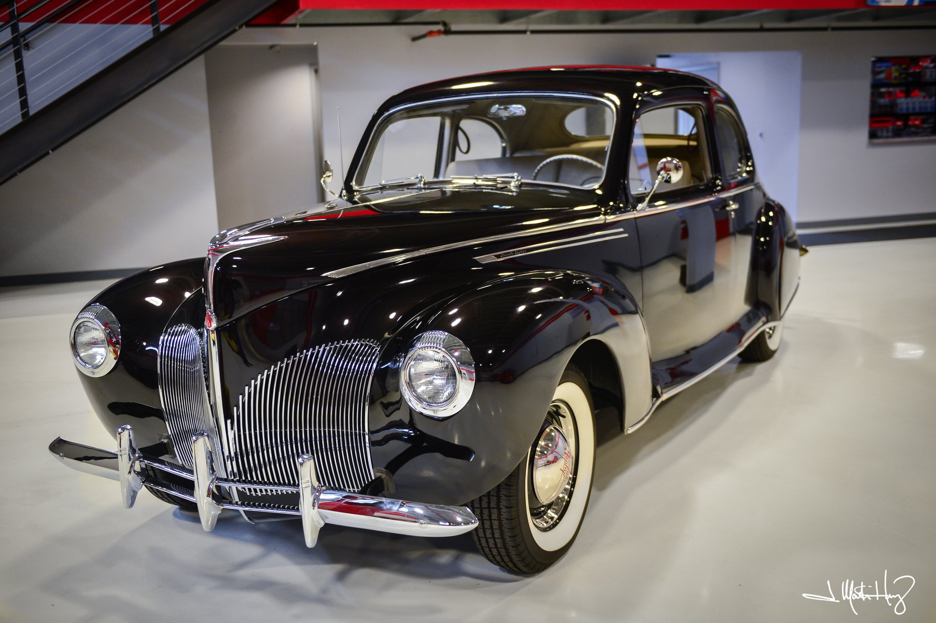 For Sale 1940 Lincoln Zephyr 5W