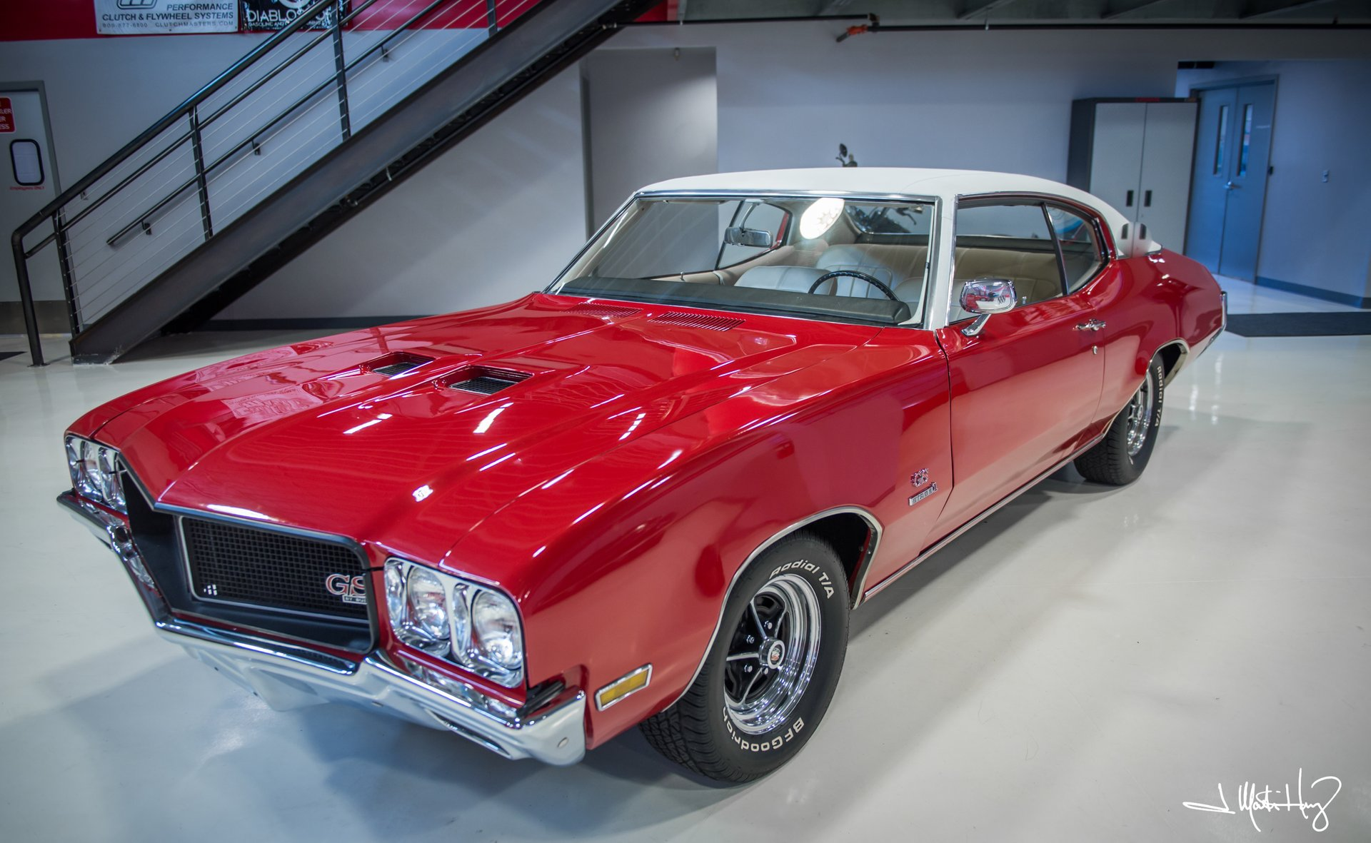 1970 buick gs 455 sport coupe