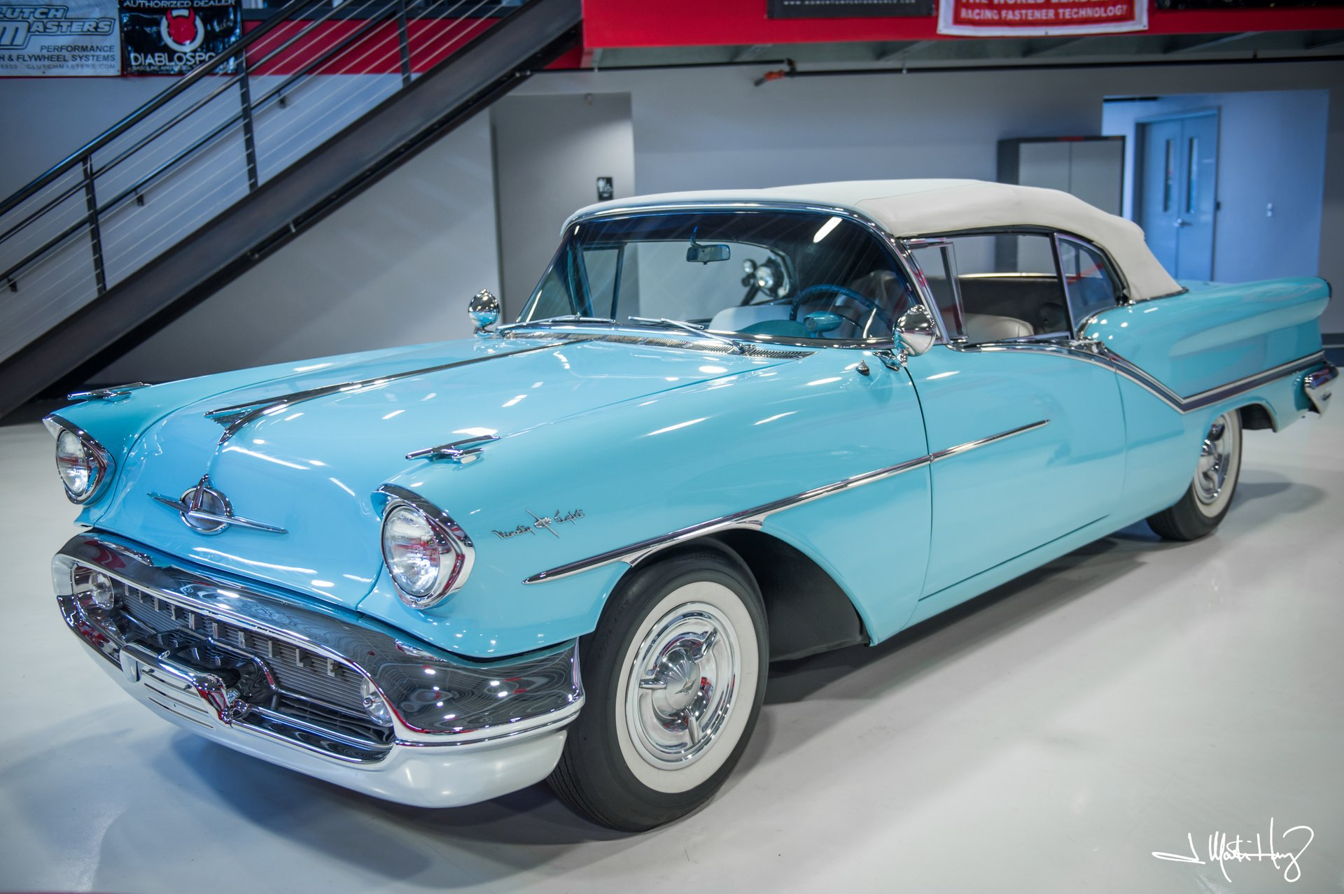 For Sale 1957 Oldsmobile Starfire