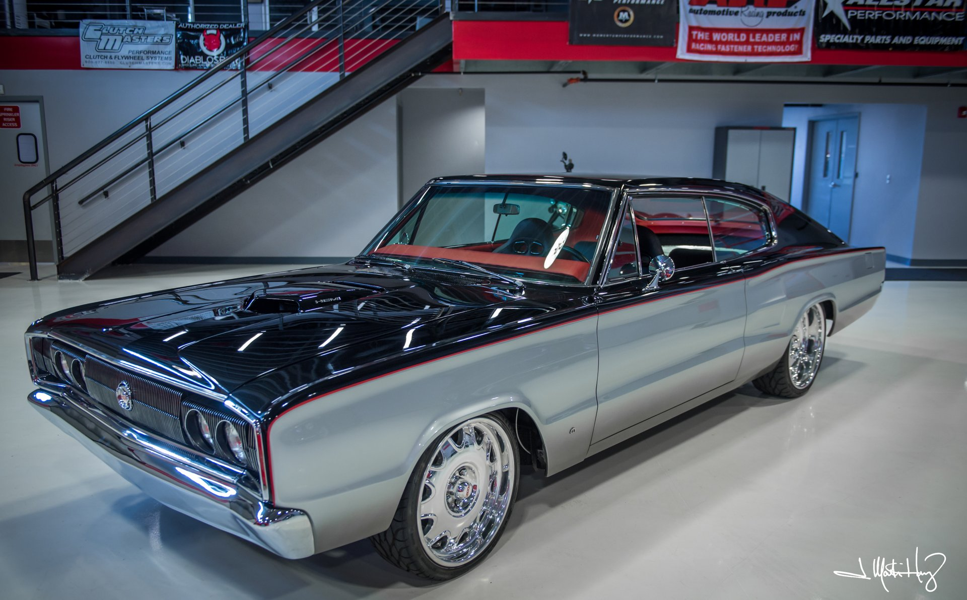 1967 dodge charger foose edition