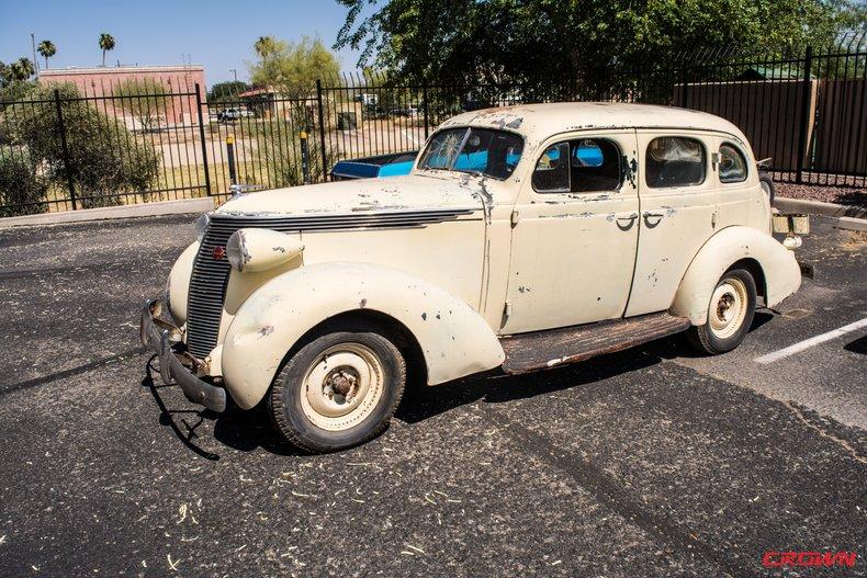 1937 Studebaker Dictator for sale #49688   MCG