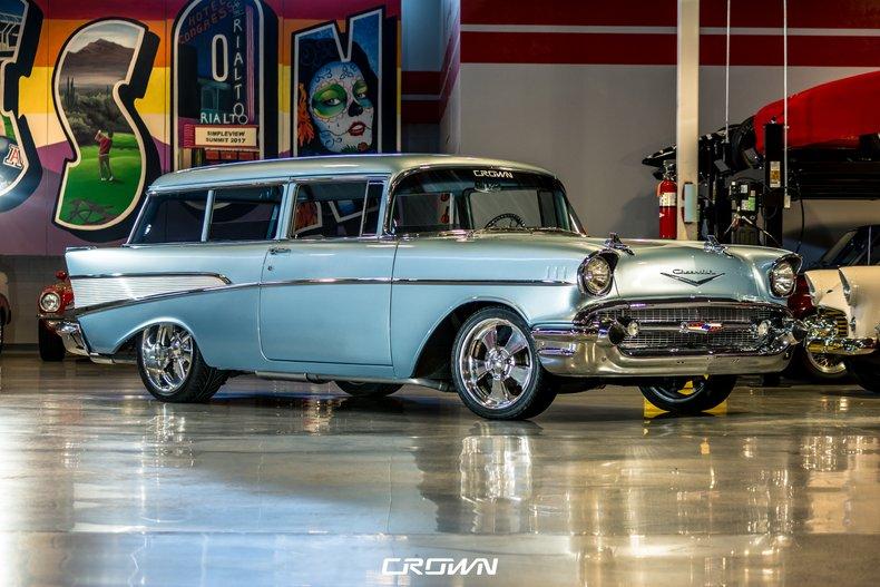 1957 Chevrolet Handyman | Crown Concepts
