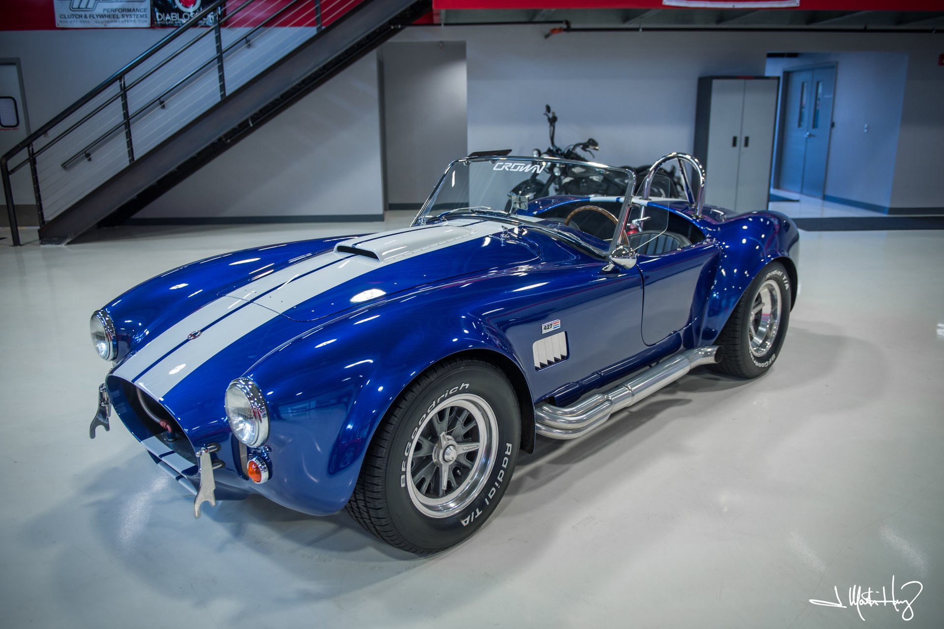 For Sale 1965 Superformance Cobra