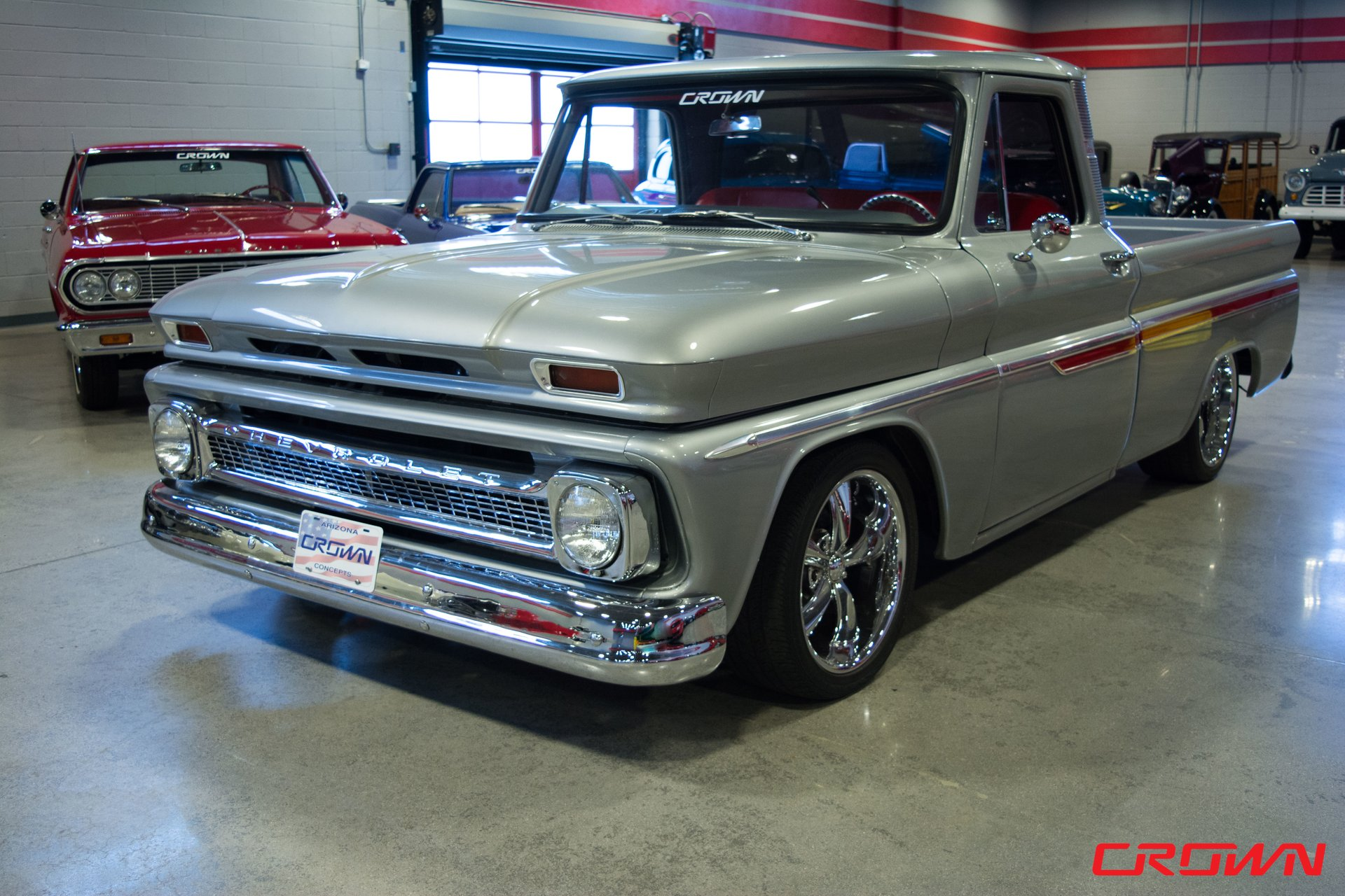 For Sale 1964 Chevrolet 1/2-Ton Pickup