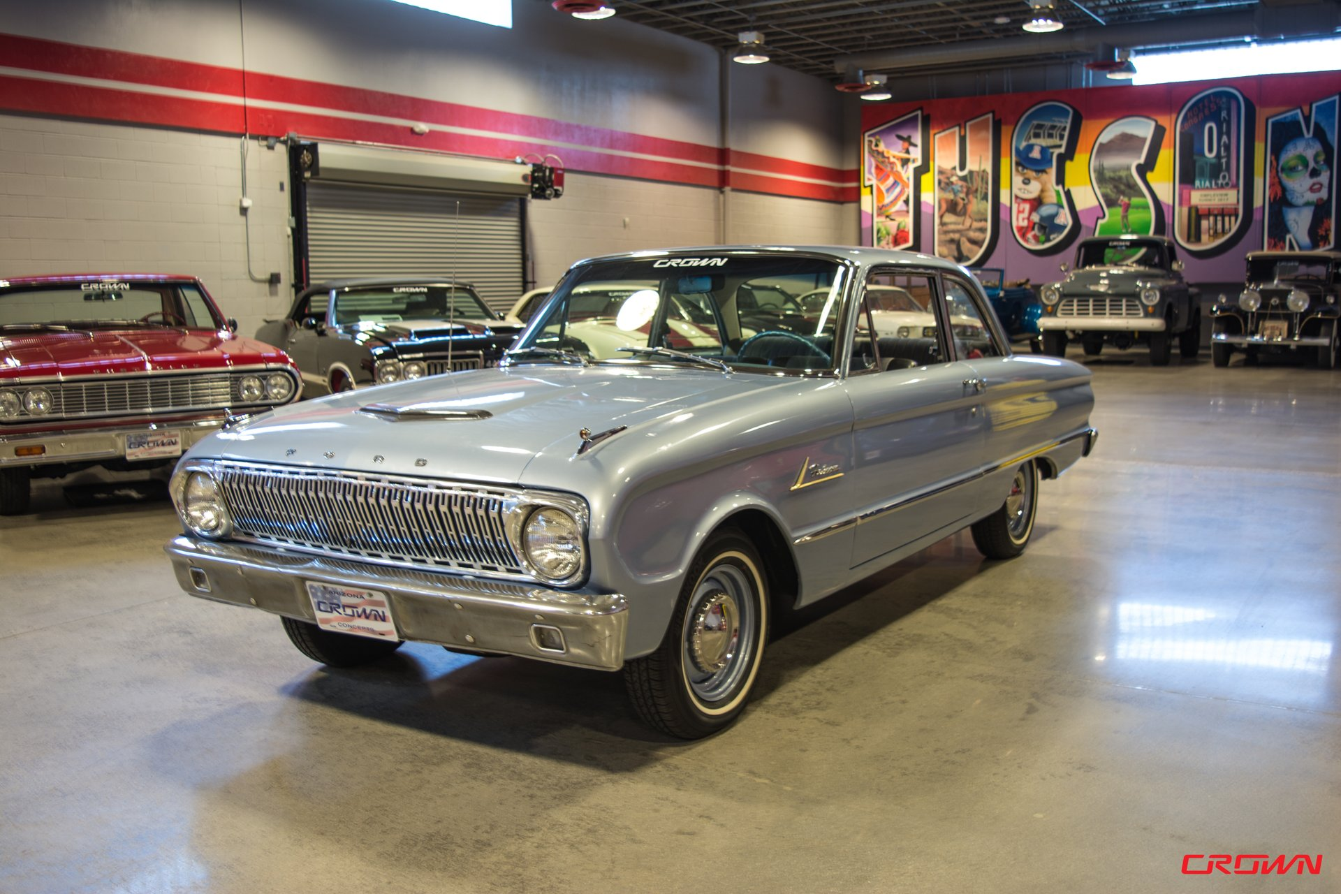 For Sale 1962 Ford Falcon