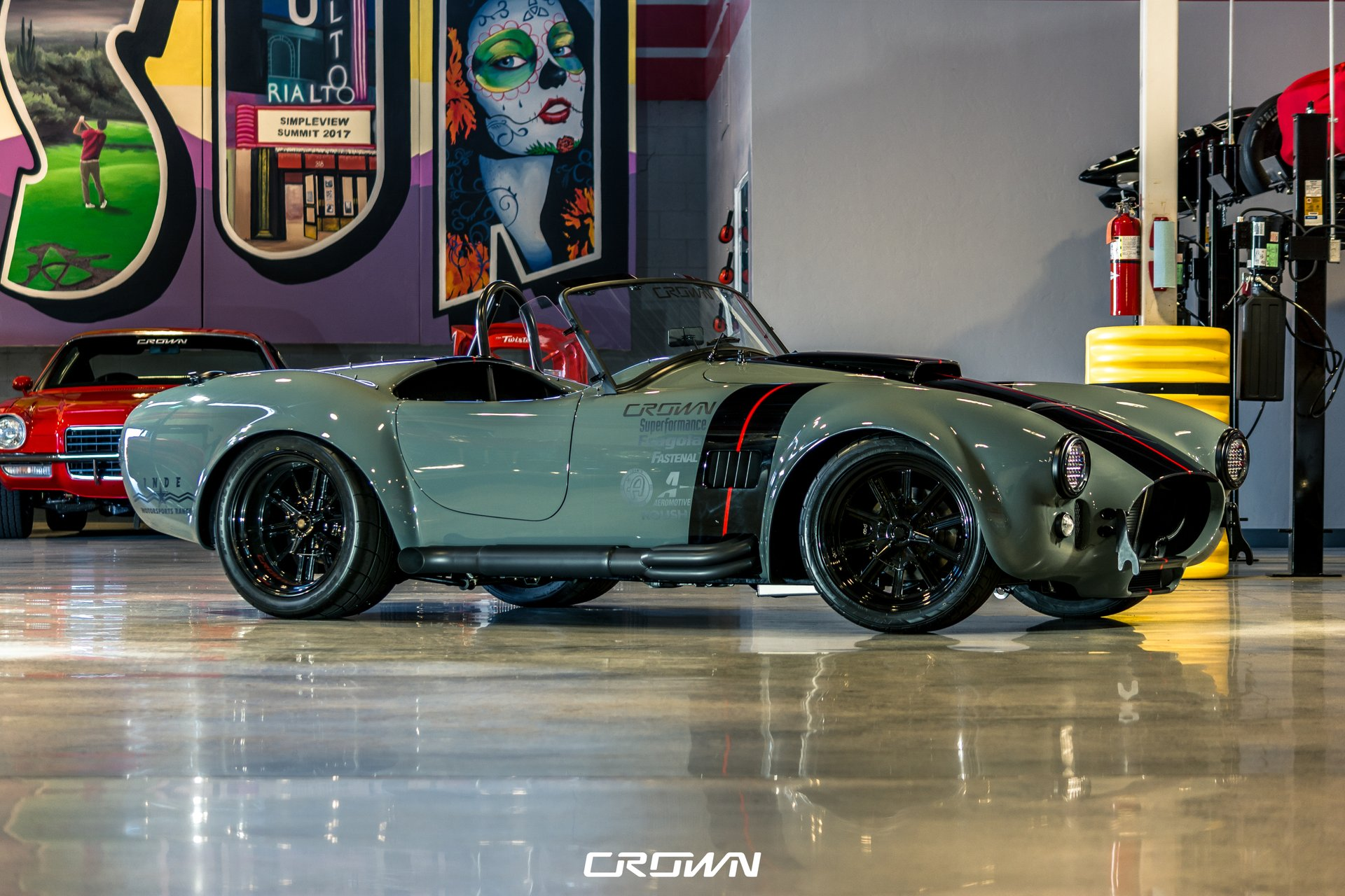 For Sale 1965 Superformance MKIII Cobra, Coyote, SP03303