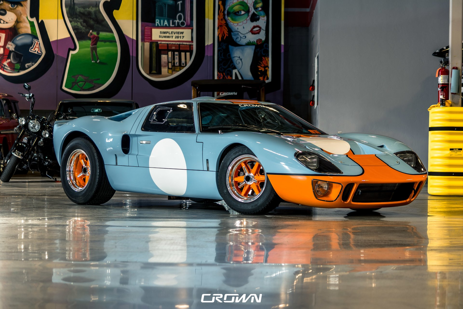 1965 superformance gt40 mki