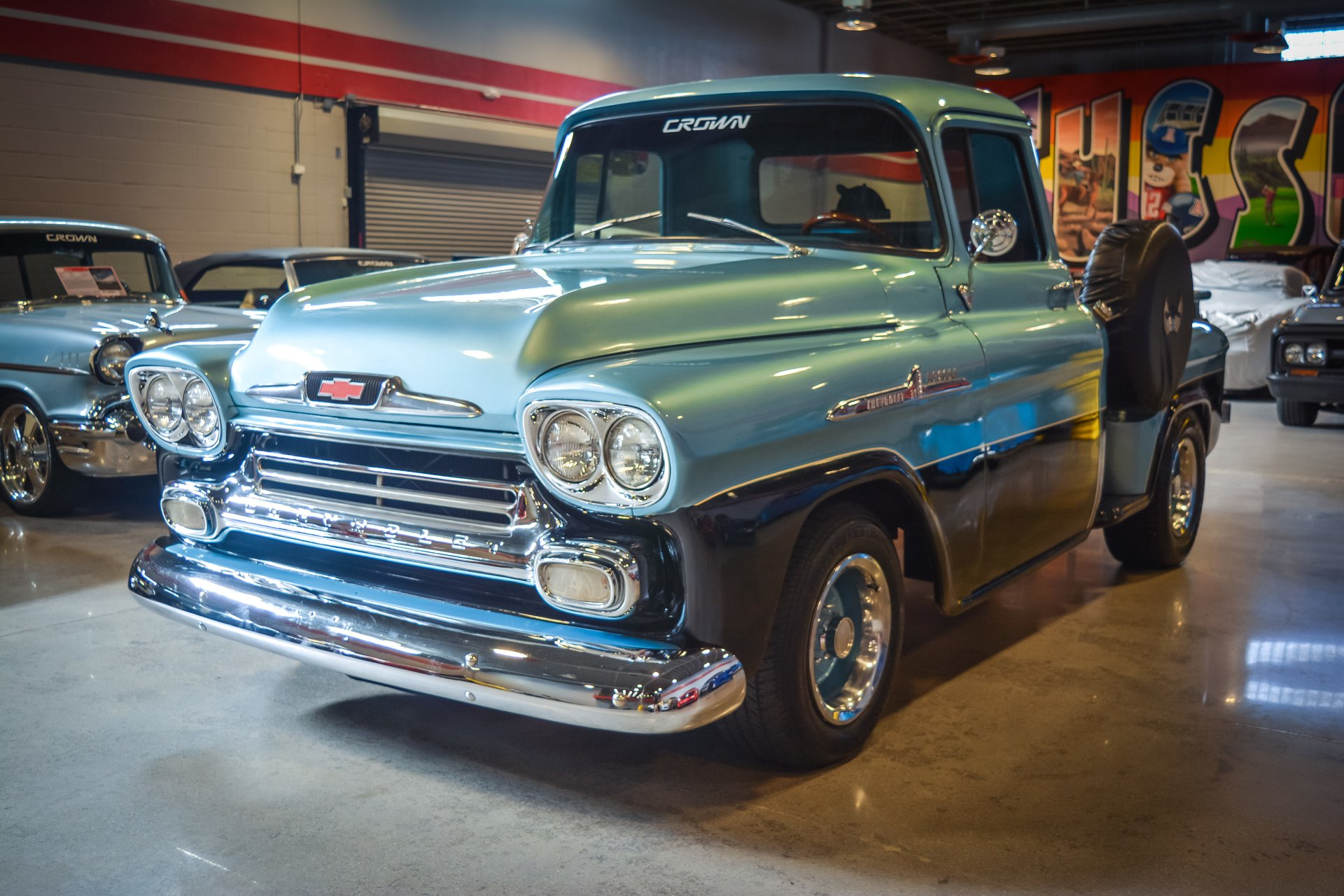 For Sale 1958 Chevrolet 3100