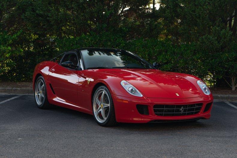 2011 Ferrari 599 For Sale