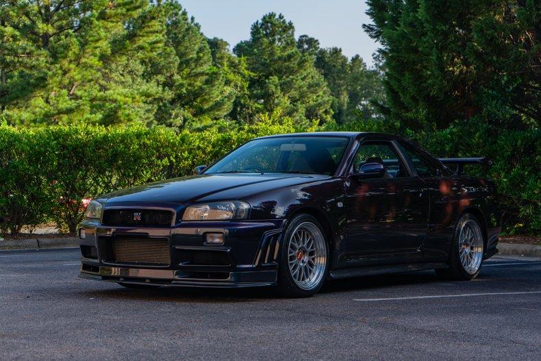 1999 Nissan Skyline For Sale