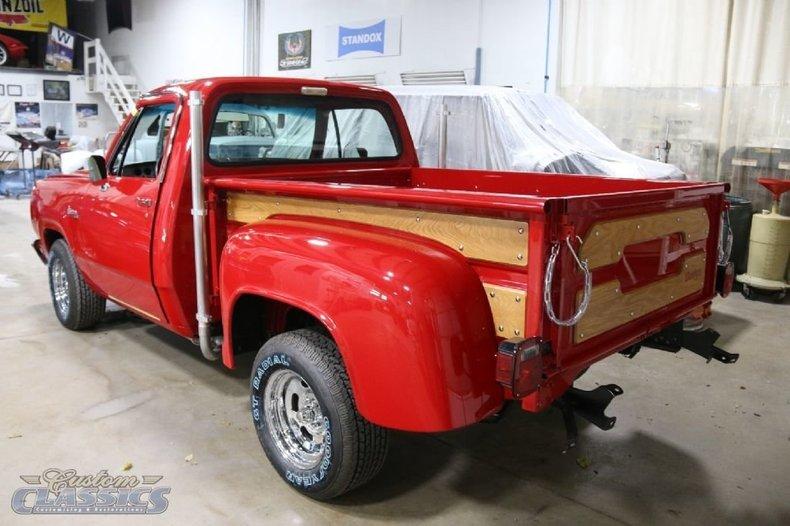 1979 Dodge Pickup For Sale